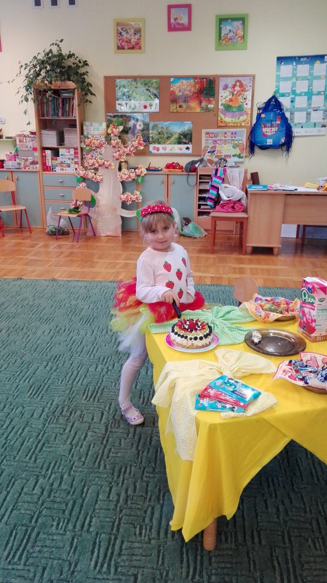 Kochana Olu  – z okazji 5 urodzin