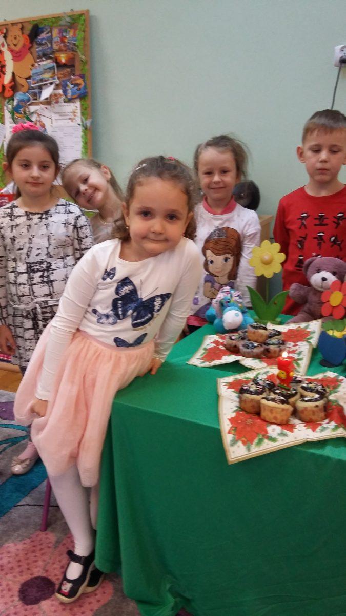Kochana Haniu  – z okazji 5 urodzin
