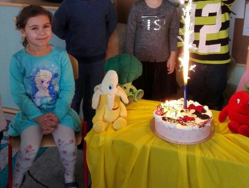 Kochana Maju  – z  okazji 5 urodzin