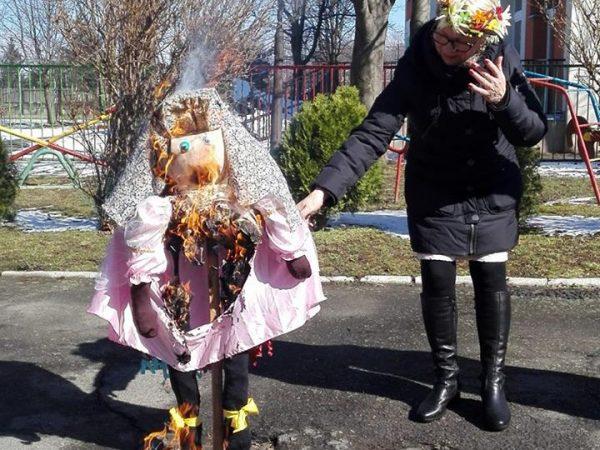 21.03.2018r  Żegnaj Zimo! Witaj Wiosno!