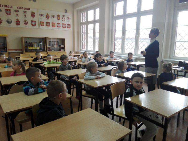 Wizyta w szkole