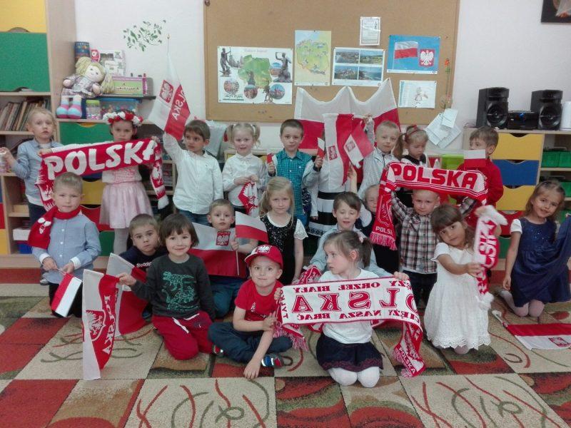 26.04.2018r   –  Jesteśmy Polką i Polakiem.