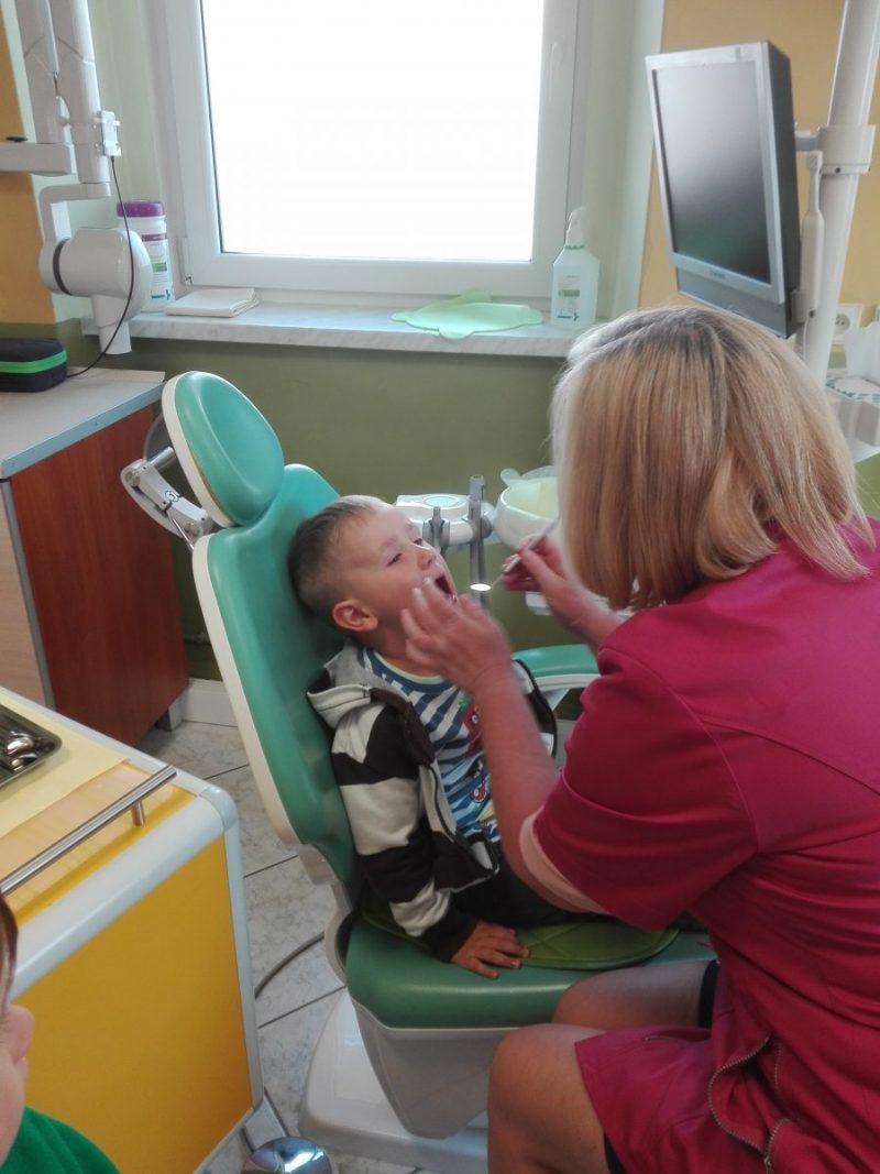 7.05.2018r   Czy zęby są zdrowe?