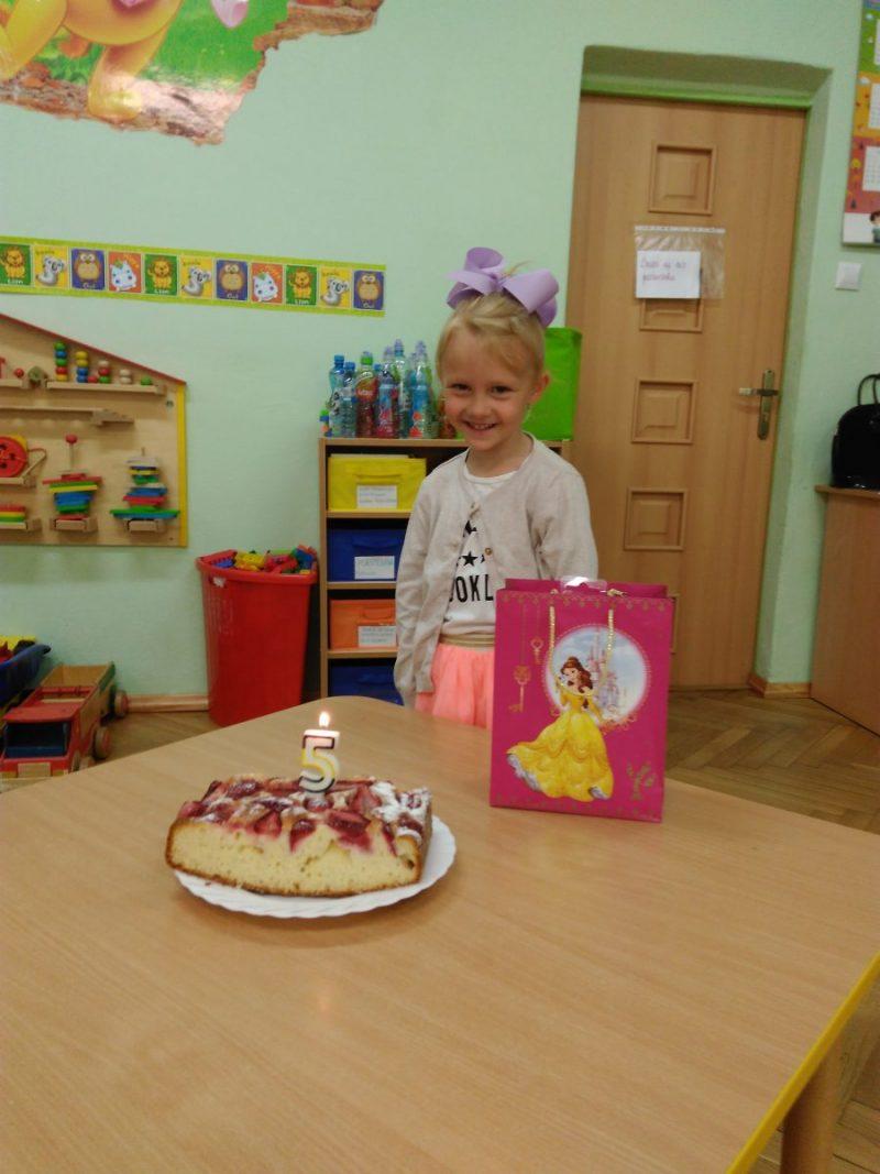 Urodzinki Oli Sawczak
