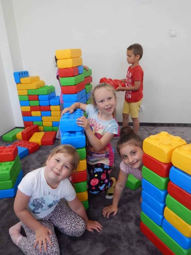 KLOCKOWISKO – wycieczka do sali zabaw