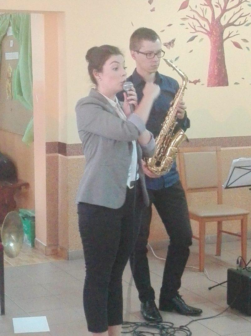 Warsztaty muzyczne w przedszkolu