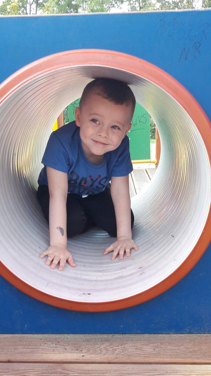 Poznajemy przedszkolny plac zabaw