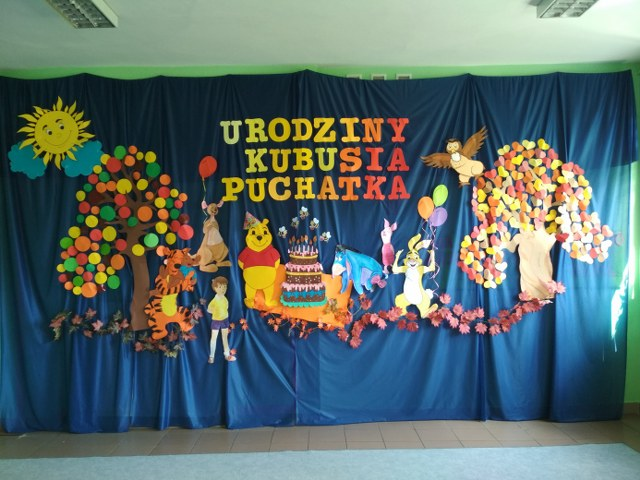 25.09.2018 r. – Urodziny Kubusia Puchatka