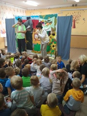 27.09.2018 r. – Teatr w przedszkolu