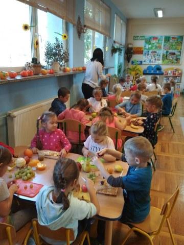 12.10.2018 r. – Zajęcia kulinarne