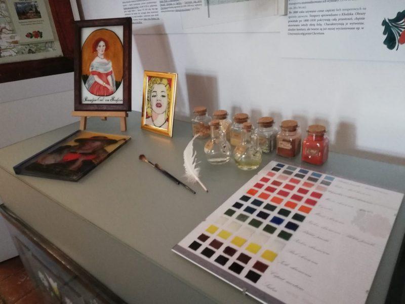 Warsztaty w Muzeum
