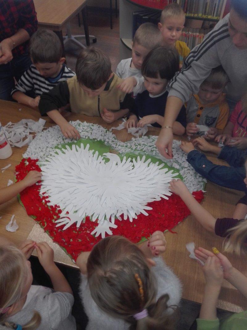 8.11.2018r    Kiedy myślę Polska.