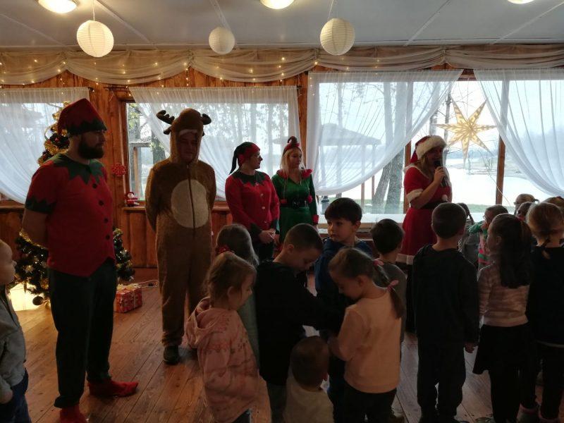 Warsztaty mikołajkowe w Jaworzynie Śląskiej