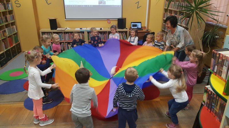 Światowy Dzień Pluszowego Misia 2018 – zajęcia w Bibliotece