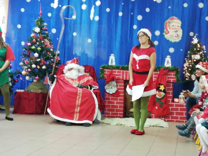 6.12.2018 r. – Wizyta św. Mikołaja