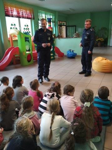 16.01.2019 r. – Spotkanie z policjantami