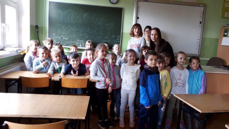 Wycieczka do Szkoły Podstawowej nr2