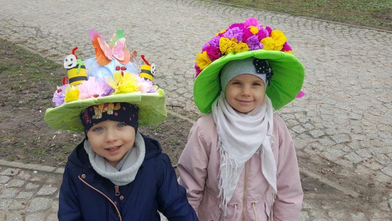 """""""Wiosna w kapeluszu"""""""