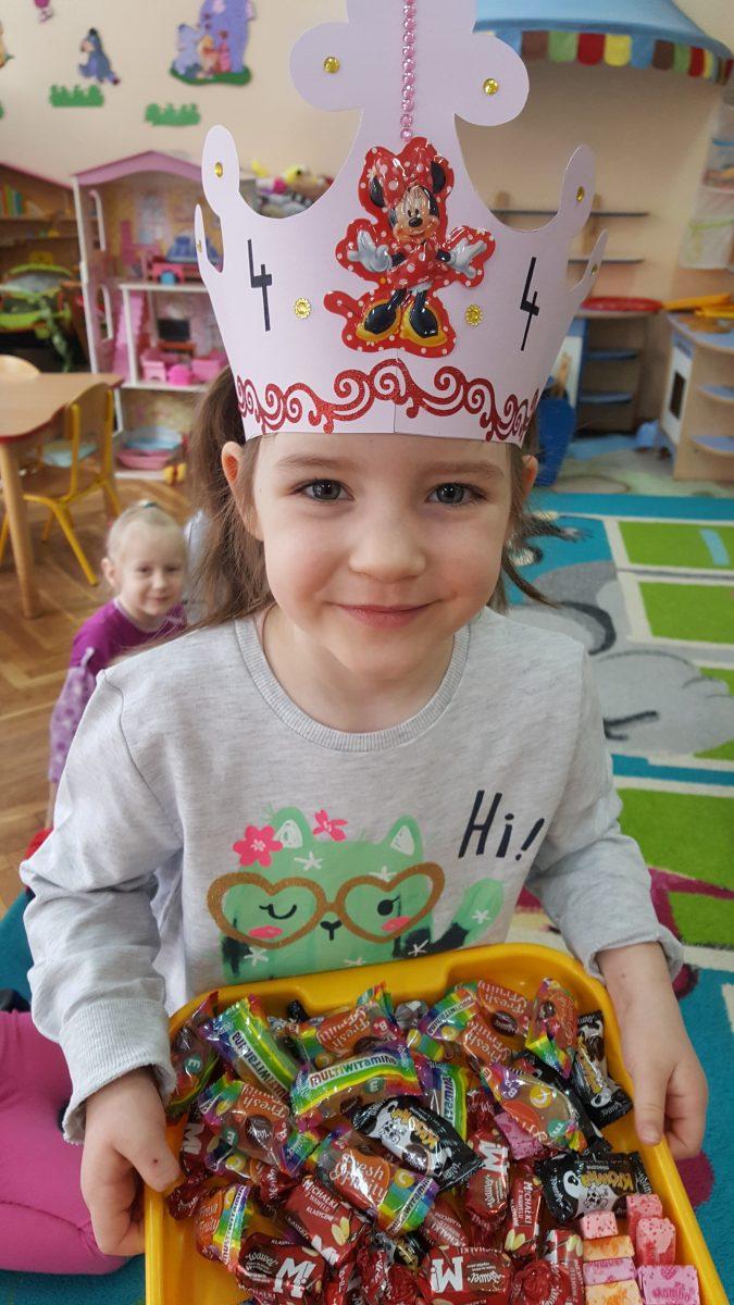 4 Urodzinki Hani :)