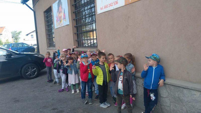 Wycieczka do pracowni PAW w Jaworze