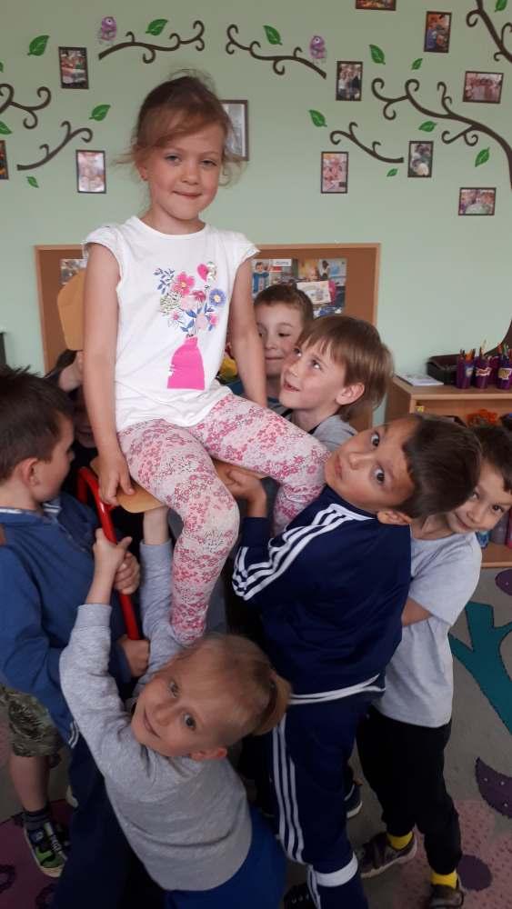 6 urodziny Julki
