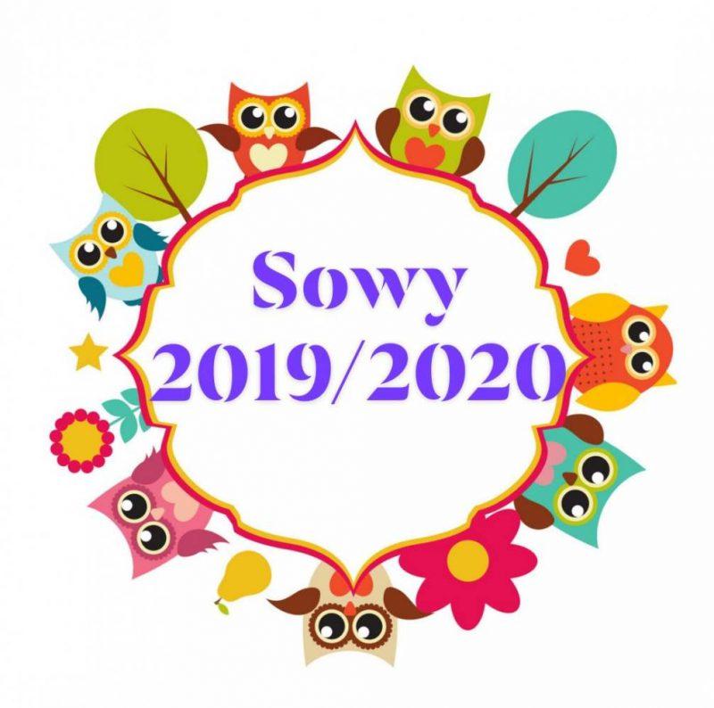 Sowy 2019/2020