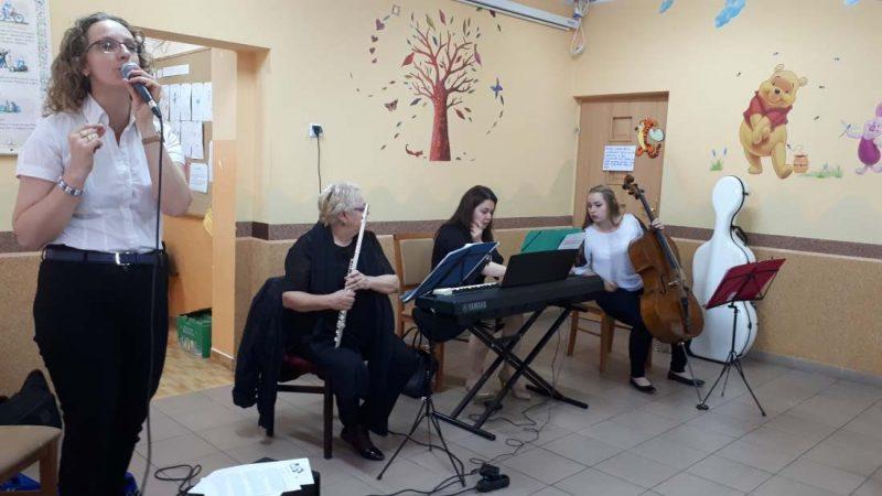 W muzycznej kuchni- warsztaty muzyczne
