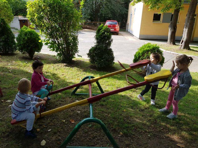 Zabawa na dworze