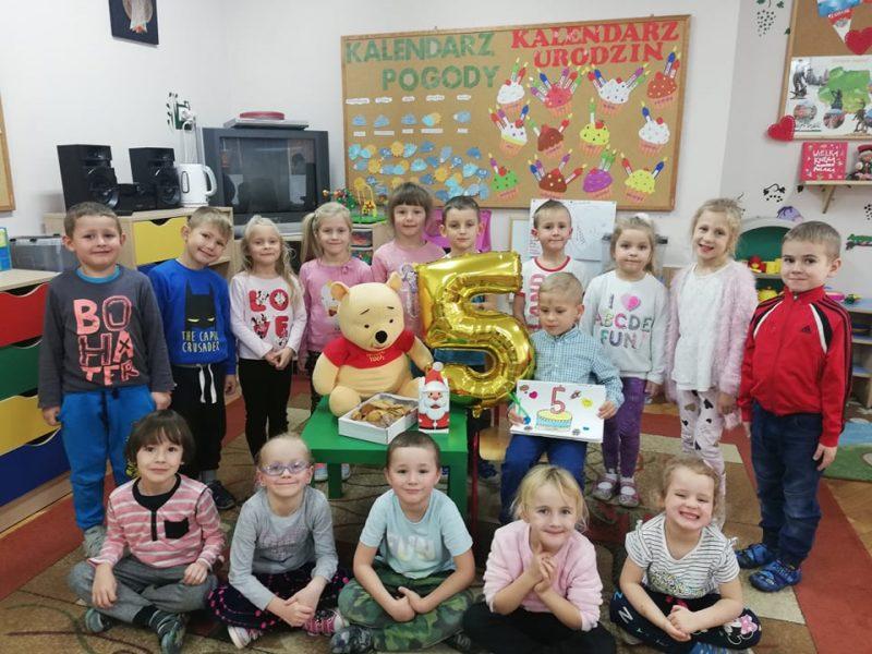 Urodziny Igorka – 5 lat