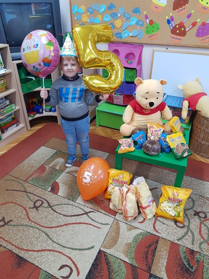 Urodziny Huberta