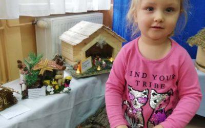 """XVII  edycja konkursu na """"Najciekawszą szopkę Bożonarodzeniową'"""