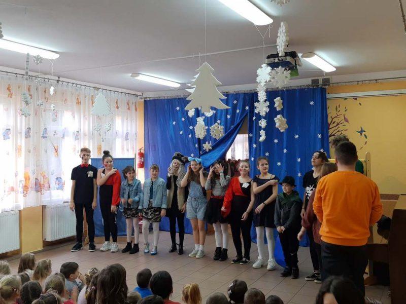 Teatr- Wernisaż w przedszkolu