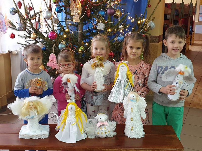 Konkurs Anielskie Anioły
