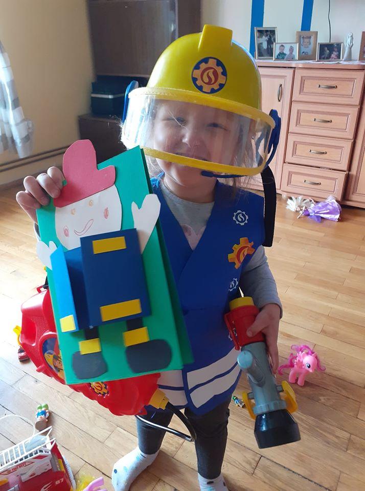 Temat na dziś: 4 maja – Dzień strażaka