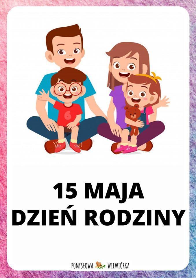 15.05.2020r. – Dzień rodziny – fb relacje