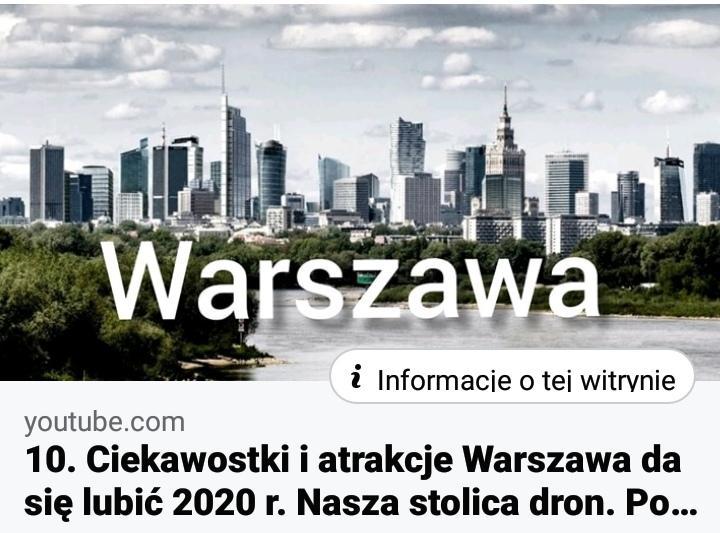 07.05.2020r. – Warszawa – fb relacje