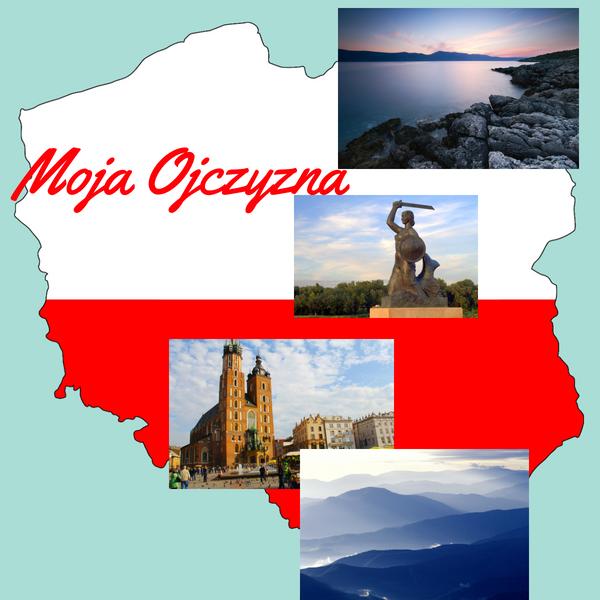 7.05.2020r  Wędrujemy po Polsce.
