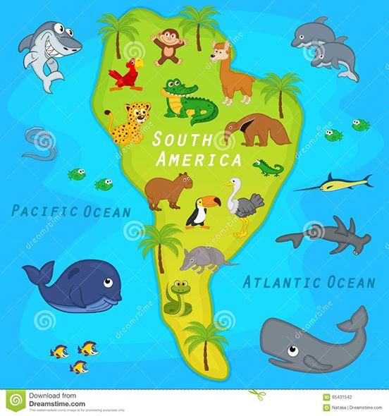 03.06.2020r. – Dzieci świata – Ameryka Południowa – fb relacje