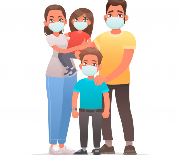 Poinformuj przedszkole, jeśli domownicy są objęci kwarantanną lub przebywają w izolacji