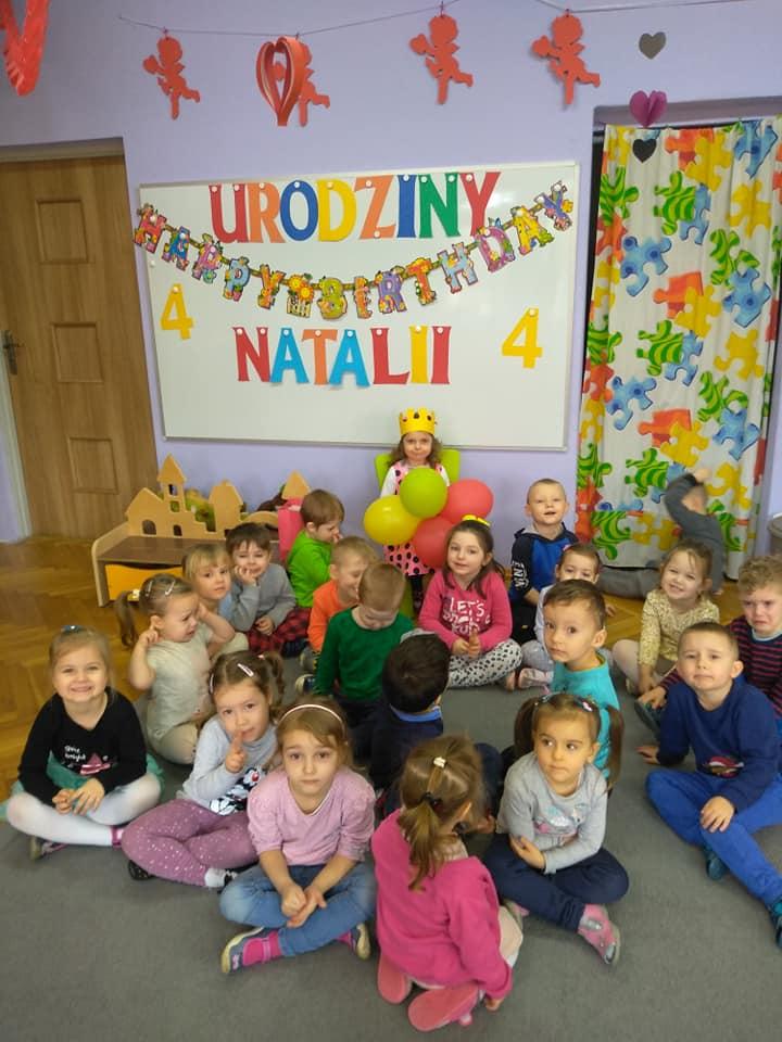 Urodziny Natalii – 22.02.2021r.