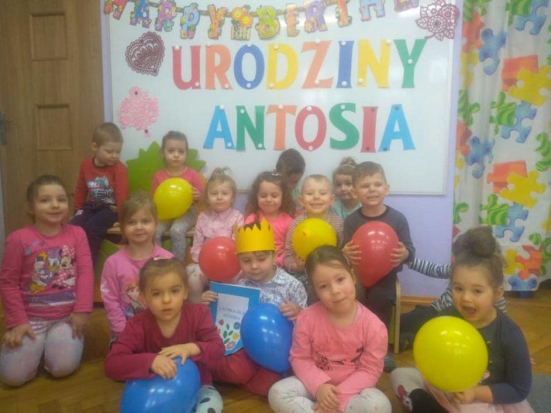 Urodziny Antosia D. – 11.03.2021r.