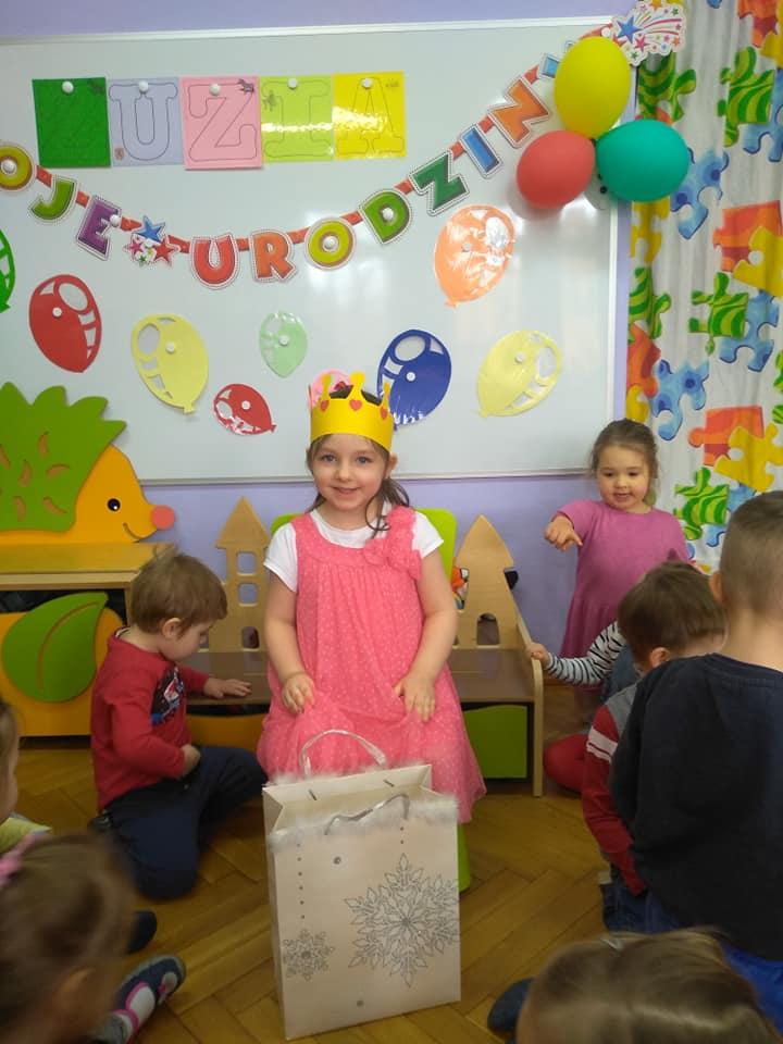 Urodziny Zuzi S. – 15.03.2021r.