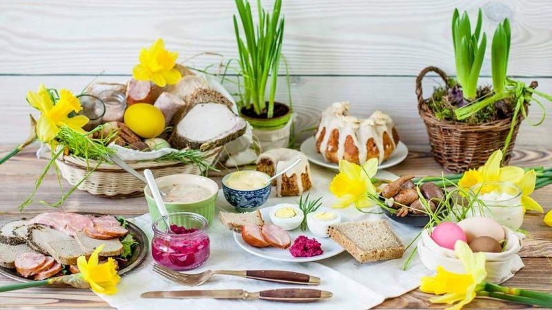 Wielkanocny stół – 23.03.2021r.- fb