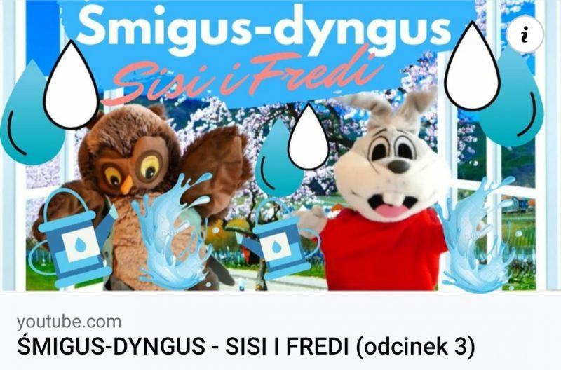 Śmigus-Dyngus  – 2.04.2021r. – fb