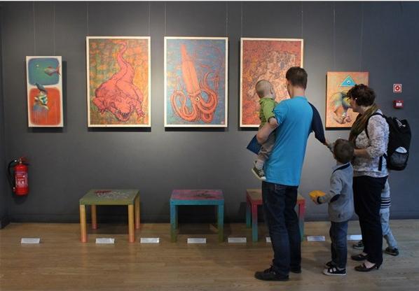 W galerii – 16.04.2021r.- fb